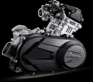 двигатель CFMOTO X4 EFI